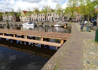 Vaste Steiger haven Blokzijl